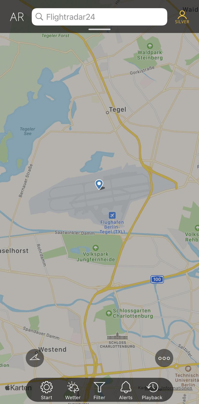 08.11.2020 – Letzter Flug ab Berlin Tegel TXL